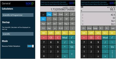 Six of the best windows phone apps for science education scientific calculator urtaz Choice Image