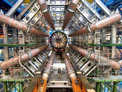 Large Hadron Collider_photo by John McNab