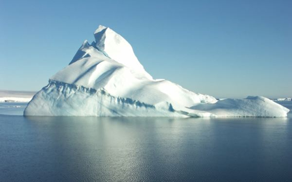 What are icebergs?