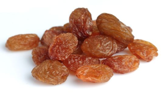 Make your own raisins