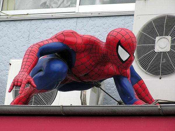 Secret science of superheroes: What Spider-Man needs to
