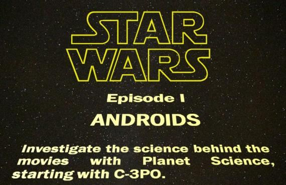 Star Wars Science - Episode I
