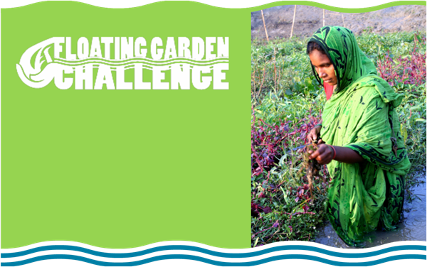The Floating Garden Challenge