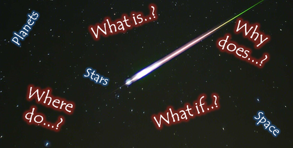 astronomy ask a scientist - photo #8