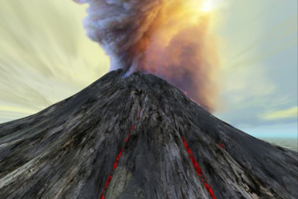 Top 5 volcanic lairs for Evil Geologists