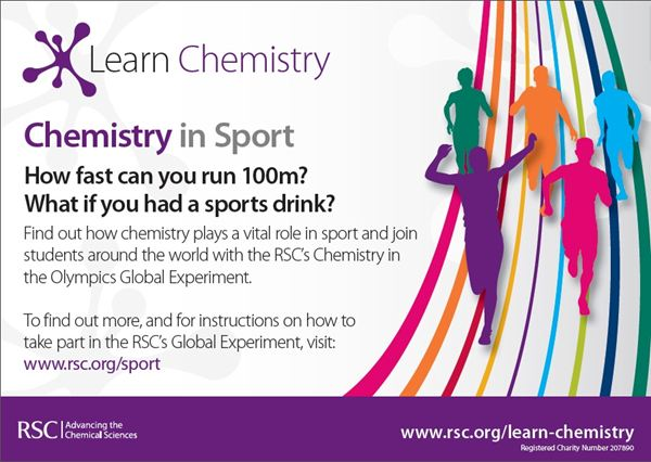 Chemistry in the Olympics