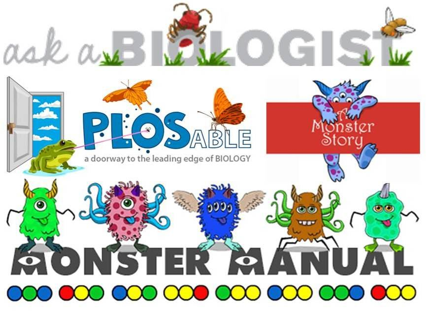 Monsterous Genetics with Ask a Biologist