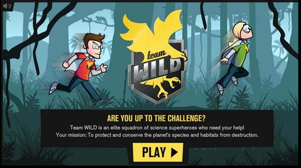 Do you have what it takes to join Team WILD?
