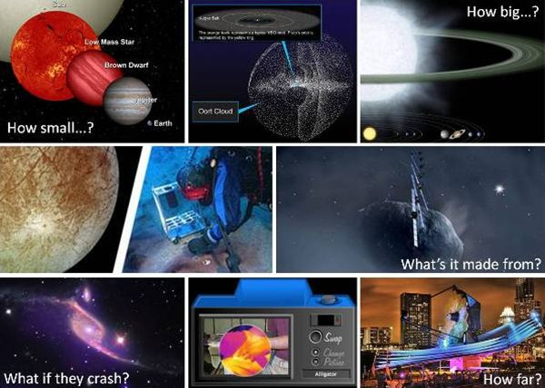 Your astronomy questions answered...