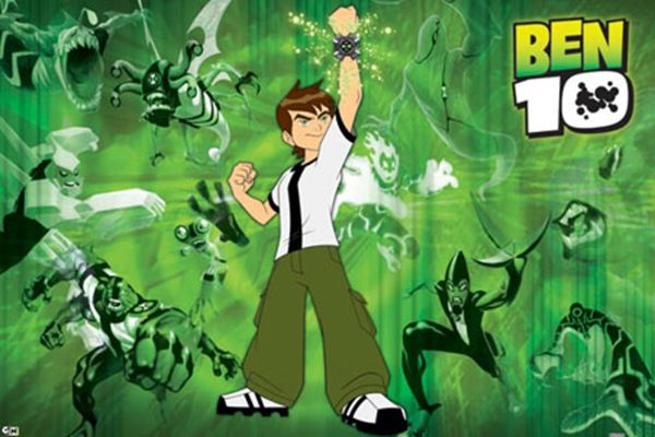 Design an alien with Ben 10