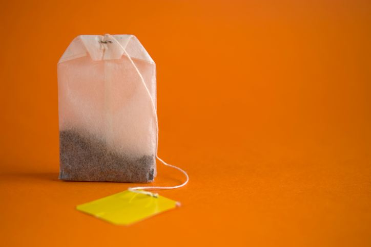 Make a teabag fly