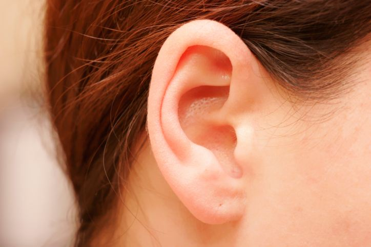 Make a homemade hearing aid