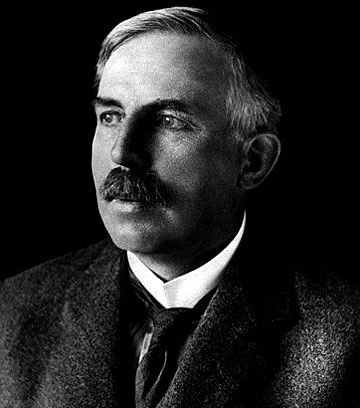 Ernest Rutherford 1871–1937