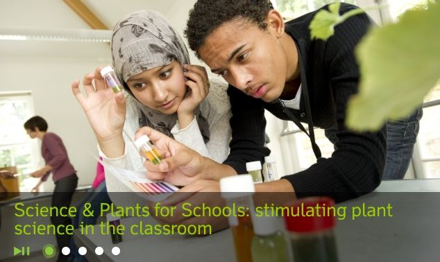 Science and Plants for Schools