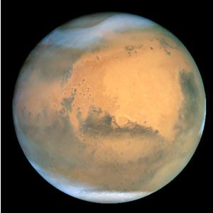 What do you know about...Mars?